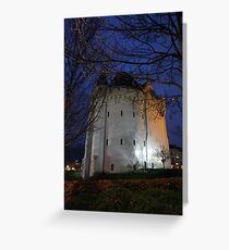 Porte de Hal Greeting Card