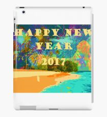 HAPPY NEW YEAR 2017-Vordin iPad Case/Skin