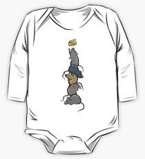 rat stack One Piece - Long Sleeve
