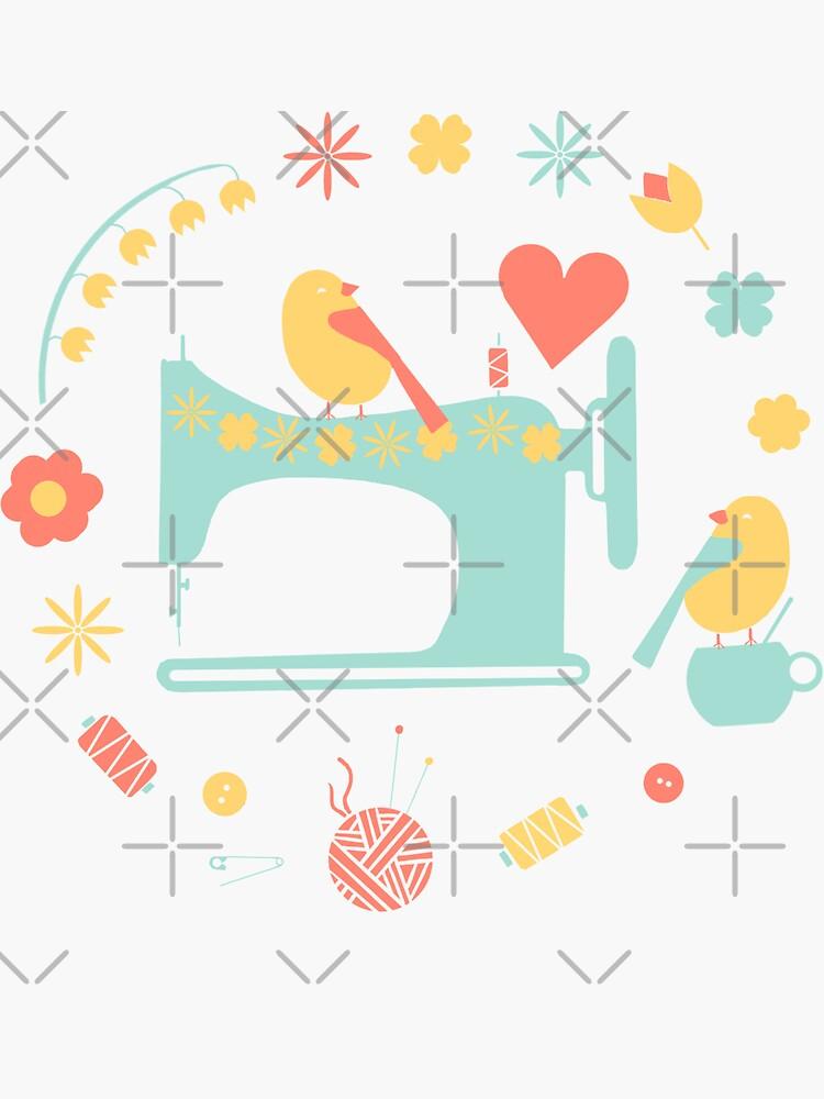 Love sewing by Elenanaylor