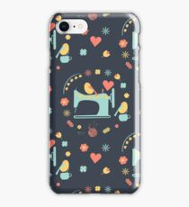 Love sewing iPhone Case/Skin