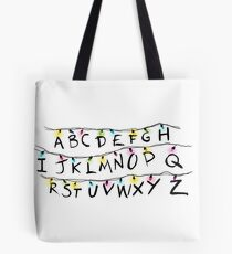 Stranger Things Wall Tote Bag