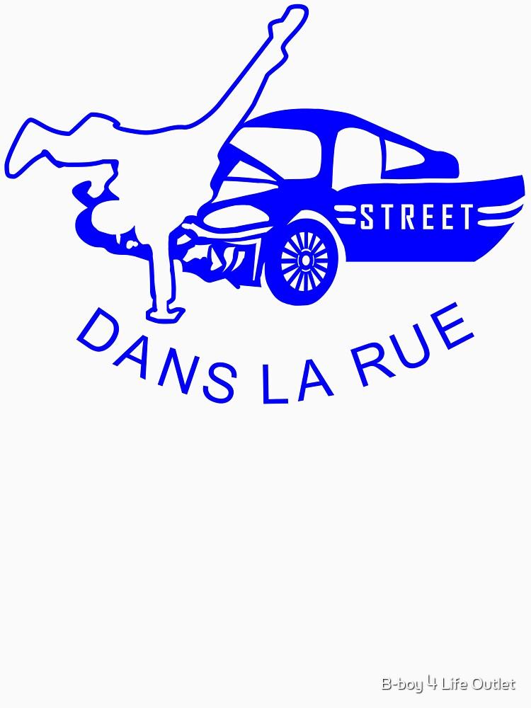 """""""Dans La Rue"""" (B) by b-boy4life"""