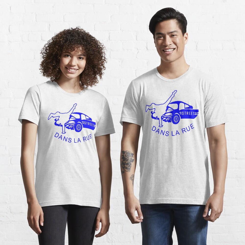 """Dans La Rue"" (B) Essential T-Shirt"