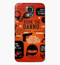 Hawaii Five-0 Quotes Case/Skin for Samsung Galaxy