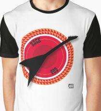 Flying V Rock God Graphic T-Shirt