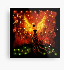 I GIVE YOU THE SUN, THE MOON AND THE STARS Metal Print