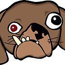 Ugly Dog by DetourShirts