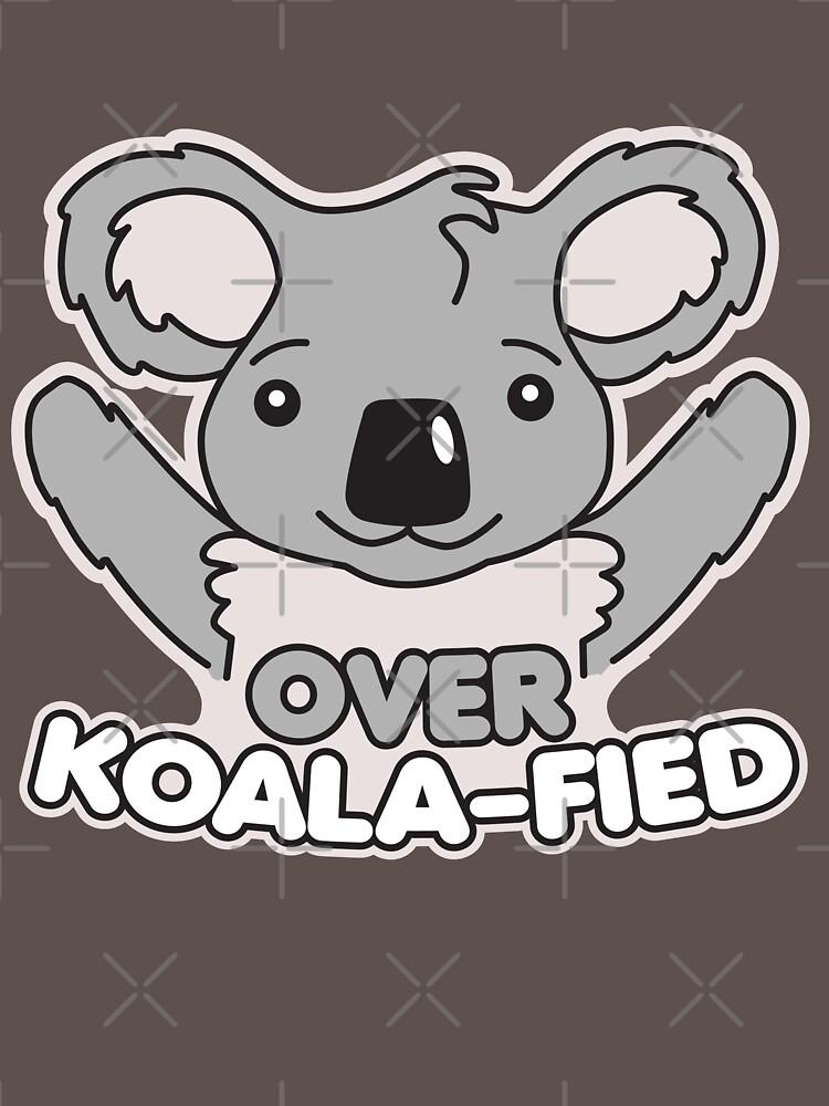 Sobre Koala-Fied de DetourShirts