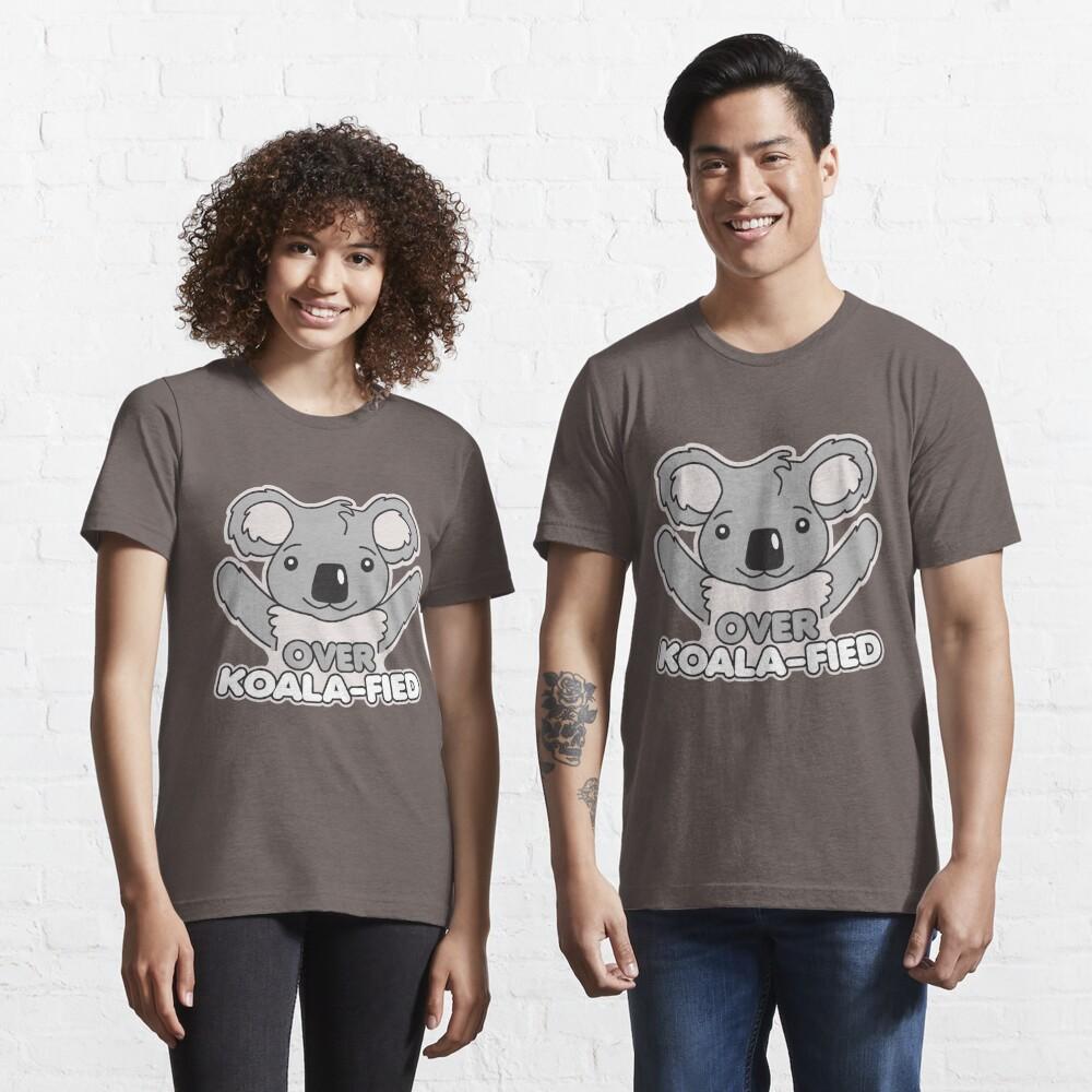 Sobre Koala-Fied Camiseta esencial