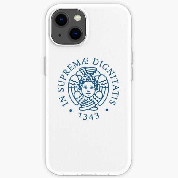 Pisa university seal iPhone Soft Case