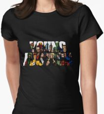 This is YJ  Womens Fitted T-Shirt