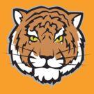 Tiger by DetourShirts
