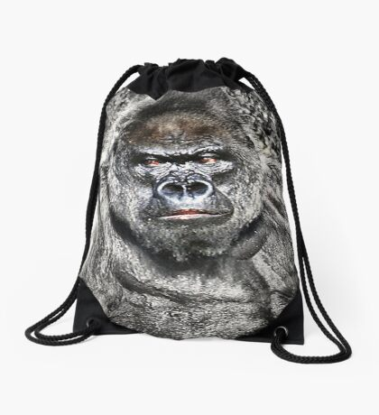Gorilla - Who's The Daddy Drawstring Bag