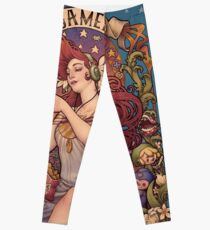 Gamer girl Nouveau Leggings