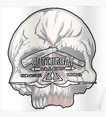 Cutthroat Killers Logo Poster