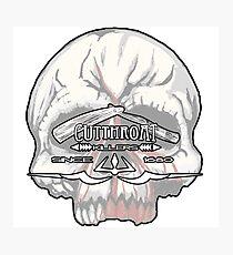 Cutthroat Killers Logo Photographic Print