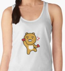 KakaoTalk Friends Hello! Ryan (카카오톡 라이언) Women's Tank Top