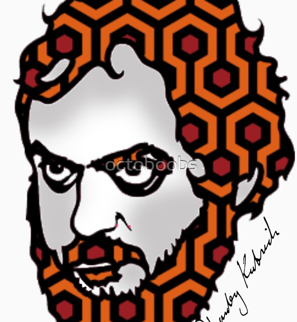 Stanley Kubrick by octoboobs