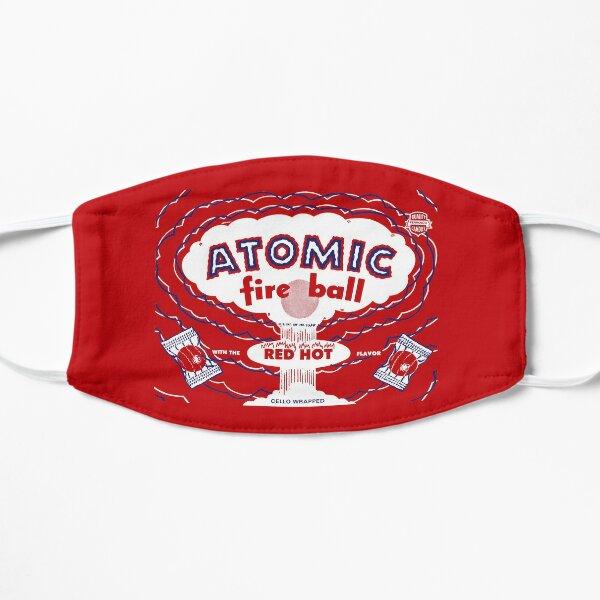ATOMIC FIREBALL CANDY - PACKAGING Flat Mask