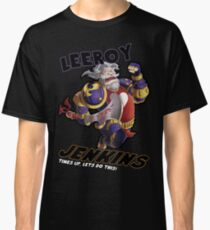 Leeory Jenkins: Time's Up! Classic T-Shirt