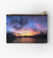 Excandescent Sunset Studio Pouch