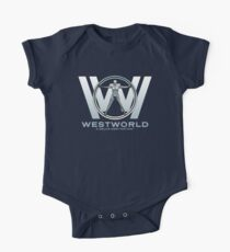 Westworld a Delso Destination One Piece - Short Sleeve