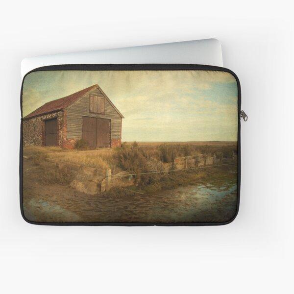 Coal Shed, Thornham, Norfolk Laptop Sleeve
