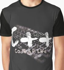 C++ Graphic T-Shirt
