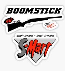 Boomstick Sticker