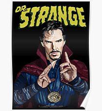 """""""Strange"""" Poster"""