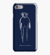Westworld - the shadow iPhone Case/Skin