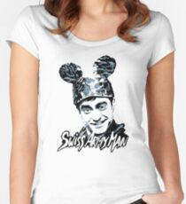 Swiss Army mickey Women's Fitted Scoop T-Shirt