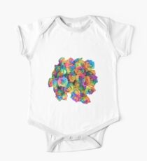 ROSES, ROSE, Rainbow, Bunch, Flowers, Colour, Colourful Kids Clothes