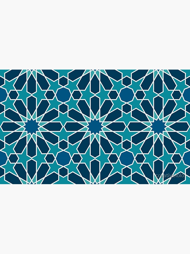 Moroccan tiles 5 by creativelolo