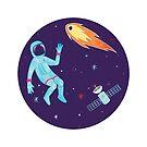 Space pattern! by sarcochrane