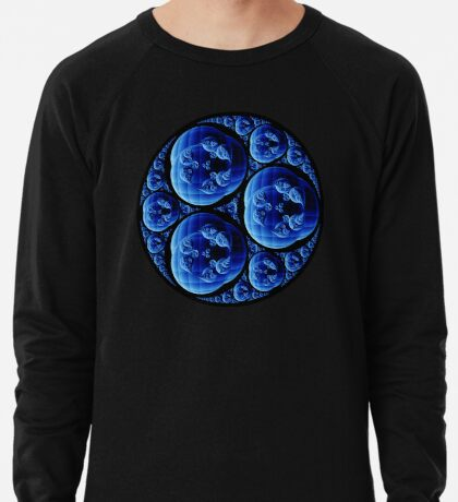 Apollonian Gasket 006 Lightweight Sweatshirt