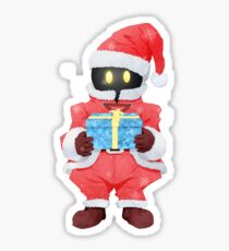 Christmas Vivi Sticker