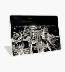 Sydney Lights (Black and White) Laptop Skin