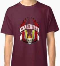 Le logo du film Warriors T-shirt classique