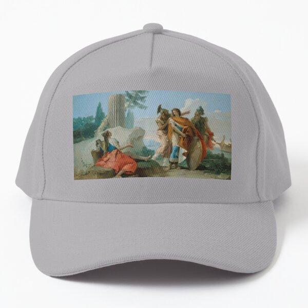 Giovanni Battista Tiepolo. Armida Abandoned by Rinaldo, 1742-45. Baseball Cap