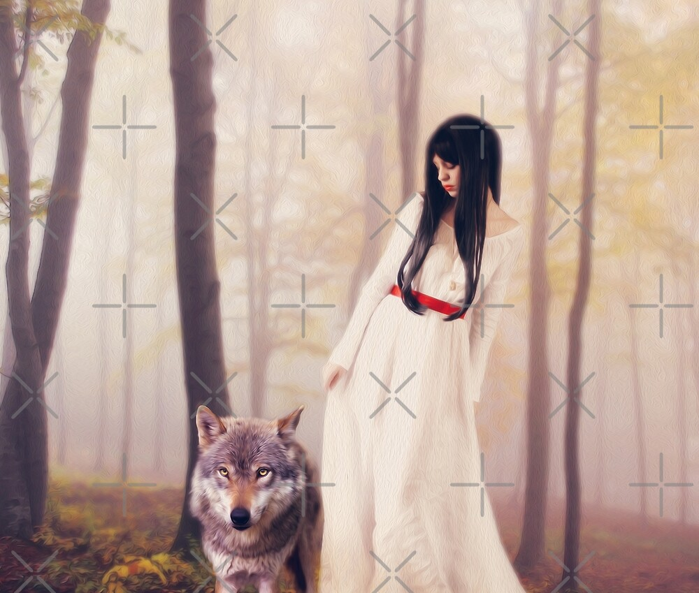 Snow white by iblushay