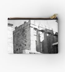 Ascent to Acropolis Studio Pouch
