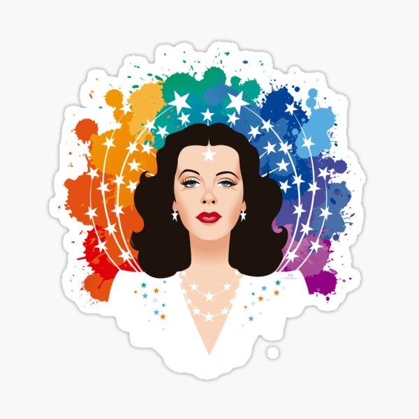 Ziegfeld Hedy Sticker