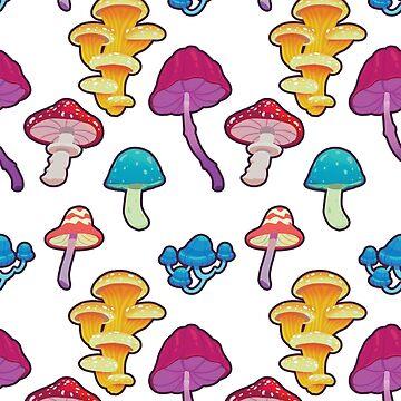 Fun with Fungi by PaulaLucas