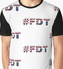 #FDT Graphic T-Shirt
