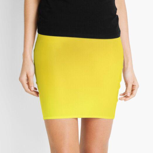 Dandelion Medicine Mini Skirt