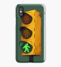 Cryptid Crossing iPhone Case/Skin