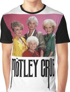 Golden Girls Girls Girls Graphic T-Shirt