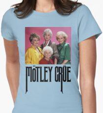 Golden Girls Girls Girls Womens Fitted T-Shirt
